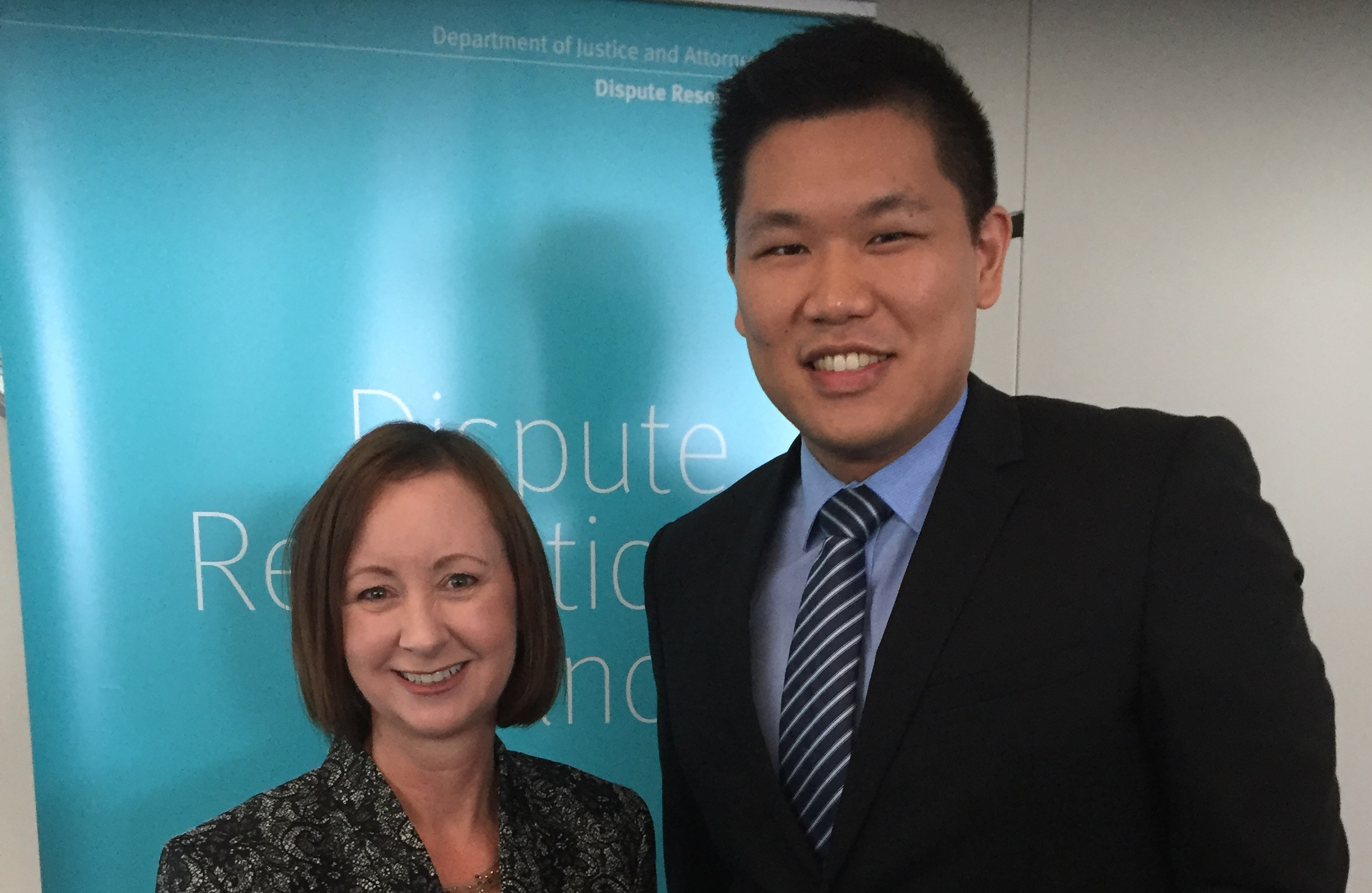 Michael-Chang-With-Qld-Attorney-General-Yvette-DAth-Townsville